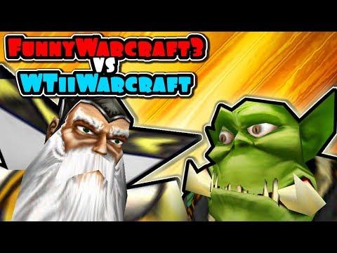 FunnyWarcraft3 vs WTii