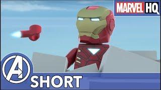 Mandarin Teaches Iron Man a Lesson! | Marvel LEGO: Maximum Overload | Episode 3