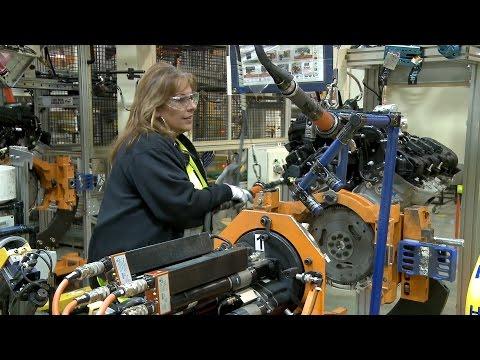 Chrysler Mack Avenue Engine Manufacturing Plant, Detroit