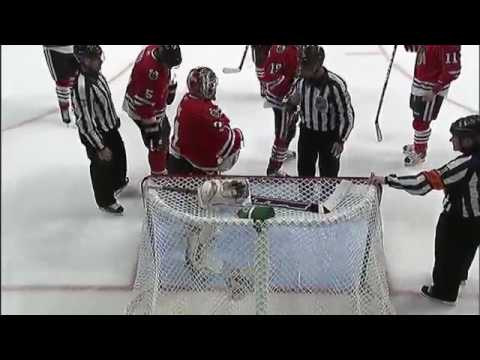 10 years ago today, Antti Niemi lost the puck for two minutes because of Jonathan Toews (wait until the end).