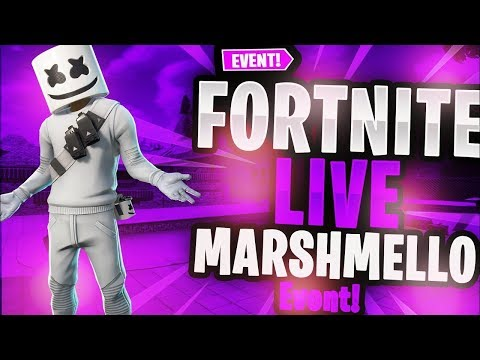 FULL Marshmello Fortnite Concert Event!! Mp3
