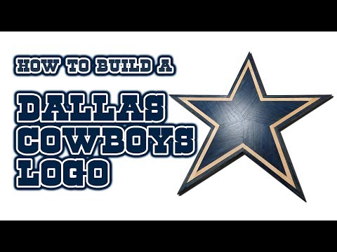How to Build a Dallas Cowboys Logo