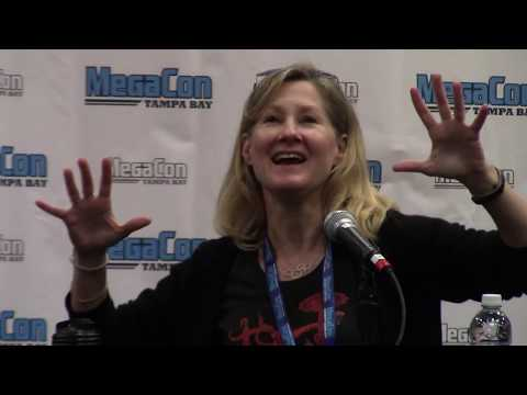Veronica Taylor Sunday Q&A @ Megacon Tampa 2017