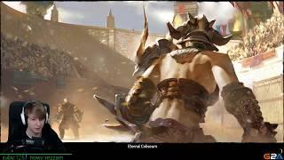 PIERWSZE ARENY PVP - Guild Wars 2