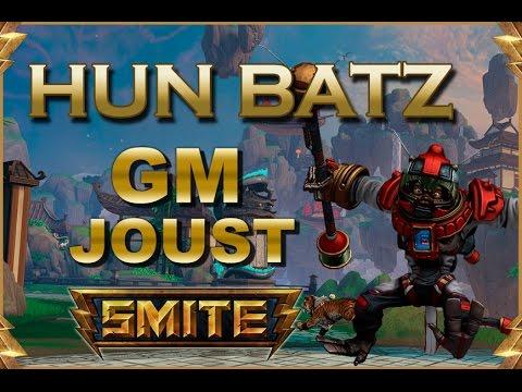 SMITE! Hun Batz, Ulti y esta decidido! GM Joust #38