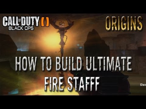 How To Build Fire Staff In Origins