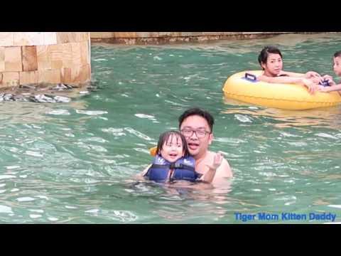 Waterbom Jakarta - PIK | TigerMomKittenDaddy