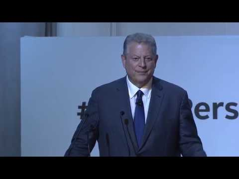 PIP18 - Day 1: Keynote address: Former Vice President Al Gore