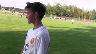 CZ2- Liga Młodzika Iskra Kochlice vs Football Academy Legnica-II kolejka - II połowa
