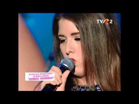 "Krystal Mills - ""Bang, Bang, Bang"" TVR2 - George Grigorio Festival"