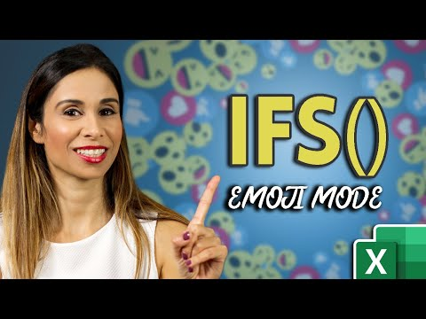 Properly Use Excel IFS Function