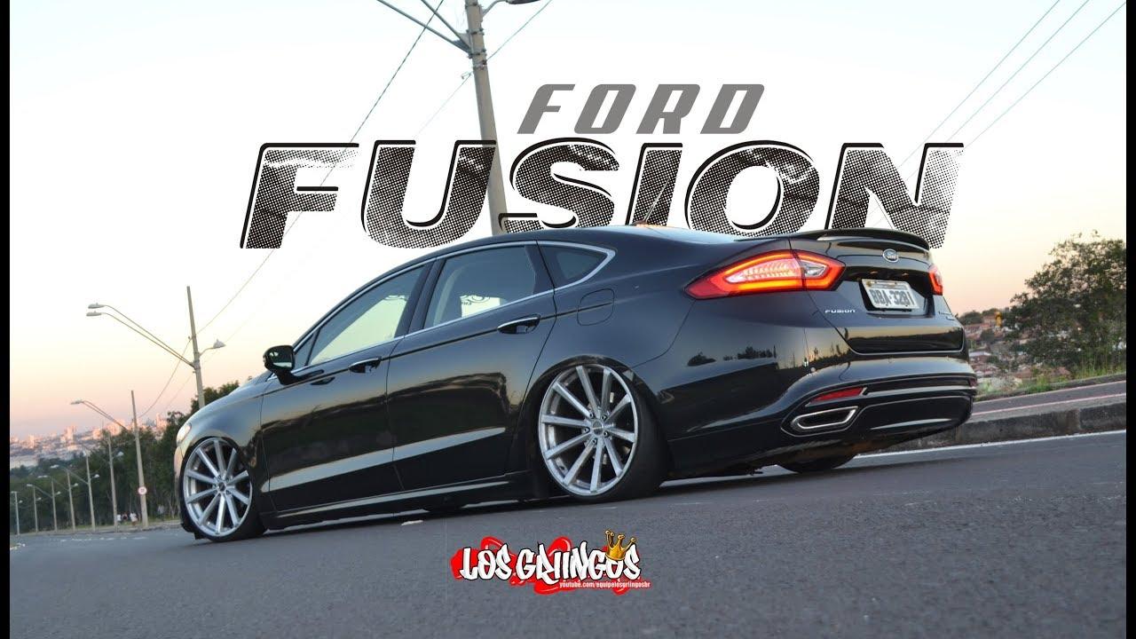Fusion Titanium 20 Quot C 244 Ncavas Na Fixa Losgriingos Youtube