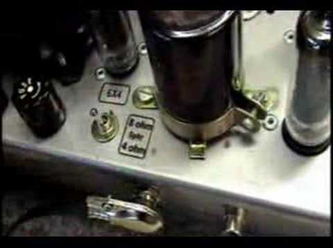 D-Lab 3C Stack 2 Watt Head Guitar Tube Amp Amplifier Final