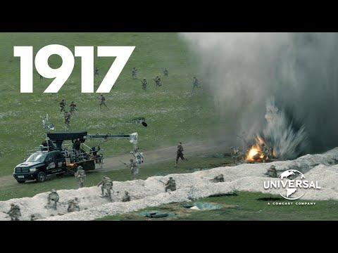 1917 | О съемках фильма | В кино с 30 января