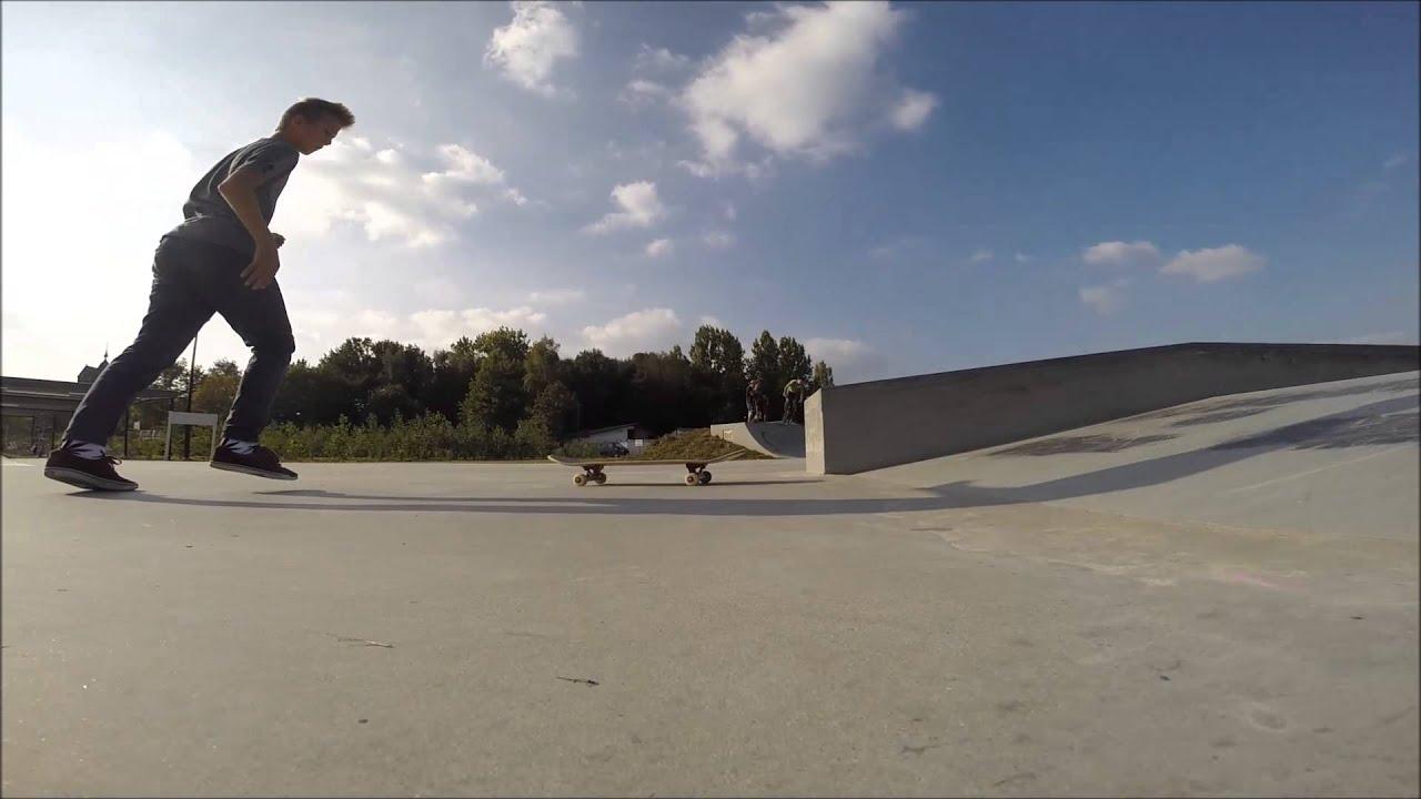 2fc7e98e milan stockx-at skatepark rotselaar - YouTube