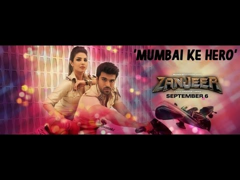 Zanjeer Movie Song | Mumbai Ke Hero | Ram Charan, Priyanka Chopra