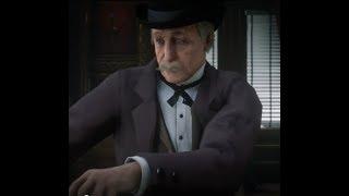 Secret Boss in Red Dead 2