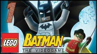 Zagrajmy w LEGO Batman The Video Game odc.1 Zwiedzamy Bat Jaskinie