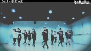Zion T 자이언티 쿵 Knock MOMENT choreography