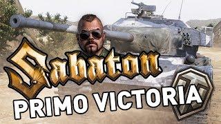 SABATON IN WORLD OF TANKS - PRIMO VICTORIA