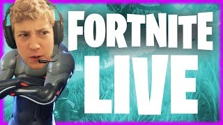 Fortnite Live Stream / Playground Mode Rescheduled - 50v50 v3 Gameplay (PS4)