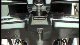 Lamborghini Transmission - 2 and 4 wheel drive - Sales Manual (1987) - Italiano