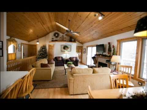 The Comfort House Galena IL Rental home in the Galena Territory