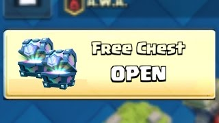 How to get FREE LEGENDARY CHESTS! 100% FREE! (Chest Cycle Tutorial) // Clash Royale