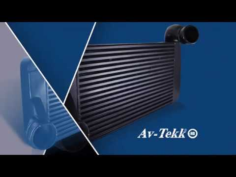 Avtekk All Makes Charge Air Coolers