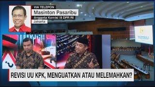 ICW: Jika Presiden Jokowi Dukung Revisi UU KPK dari DPR, Artinya Melawan Harapan Publik