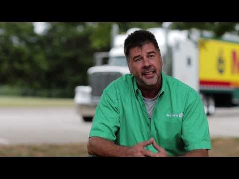 Tom Olson 2013 Mayflower Continental Fleet Van Operator of the Year