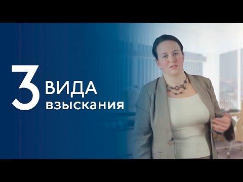 Управление персоналом. 3 вида дисциплинарного взыскания - Евгения Терюкова