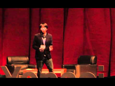 TEDxYonsei - Junseok Lee - The opportunity of non-profit organization and which way to go.