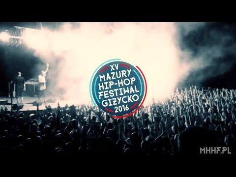 Mazury Hip-Hop Festiwal 2016 - spot video