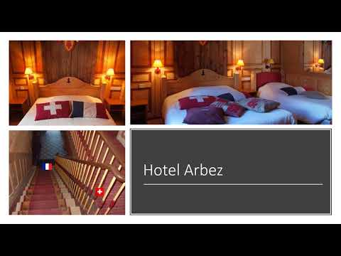 Wonder  - The best visiting place about Hotel Arbez Franco Suisse La Cure