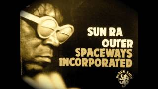 Intergalactic Motion - Sun Ra