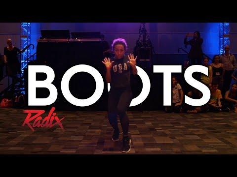 Boots  Kesha  Radix Dance Fix Season 2 Ep 4  Brian Friedman Choreography
