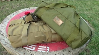 soe clothes bag full review by thegeartester