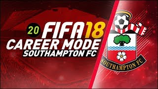FIFA 18 Southampton Career Mode S4 Ep20 - CHAMPIONS LEAGUE IS BACK!!