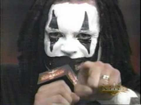 ICP in WCW A couple matches Vampiro brings JCW belt out