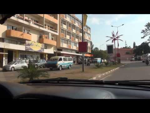 Cidade do Huambo 2013. Em HD 1080