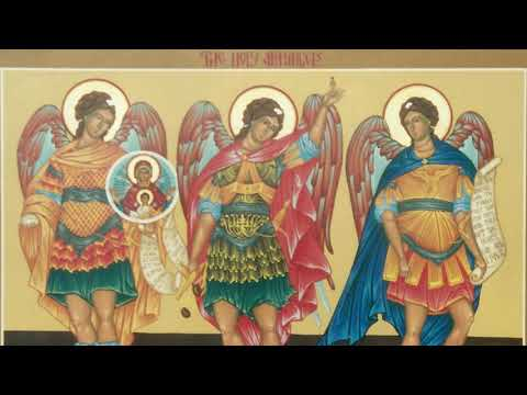 St. Gabriel the Archangel, March 24
