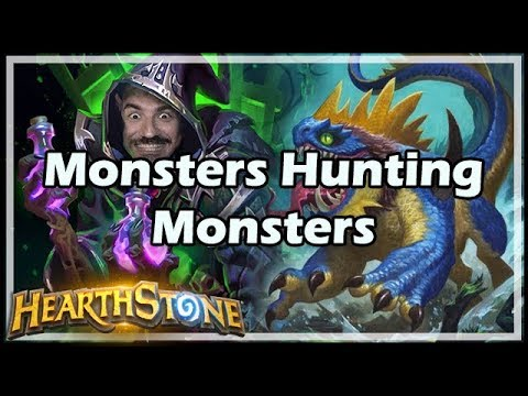 Monsters Hunting Monsters  Boomsday  Hearthstone