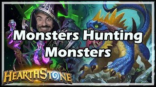 Monsters Hunting Monsters - Boomsday / Hearthstone