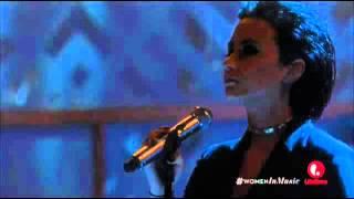 Demi Lovato Billboard Women In Music 2015