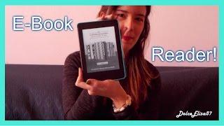 Video Tag: E-Book Reader!
