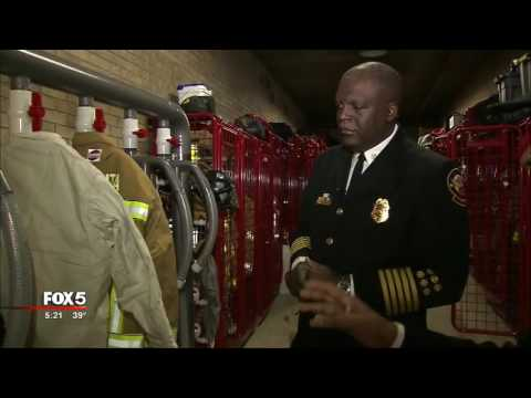 Atlanta fire chief investing tens of thousands for firefighter safety