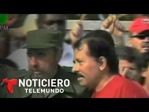 El impacto de Fidel Castro en Nicaragua | Noticiero | Noticias Telemundo