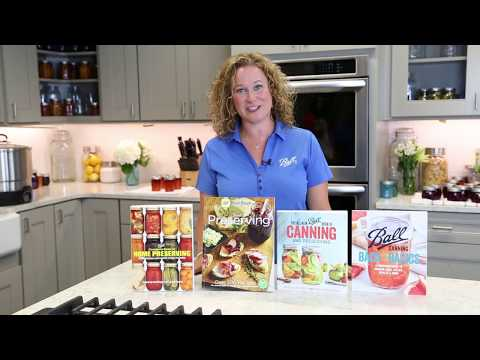 Ball® Canning Tips: Using Tested And Approved Recipes