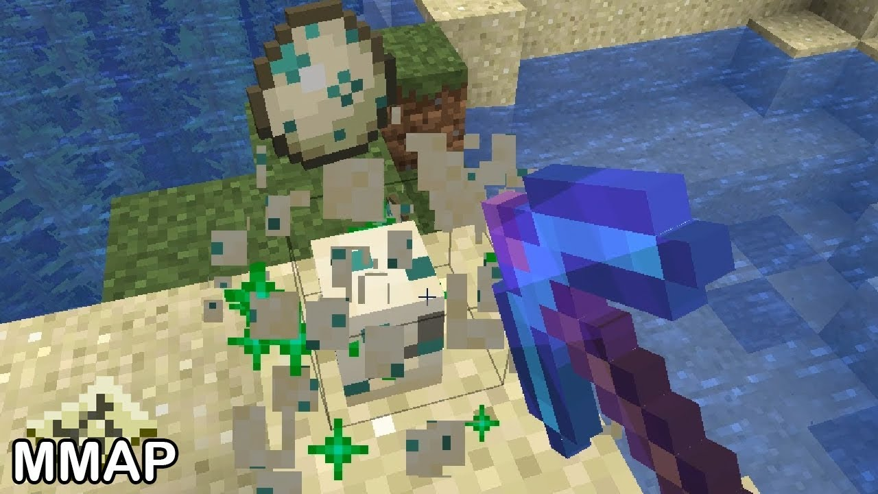 minecraft turtle eggs hatching time